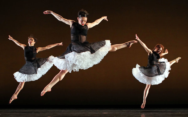 Ballet Hispanico at the Joyce Theater